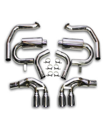 NXT Step Performance Exhaust Systems